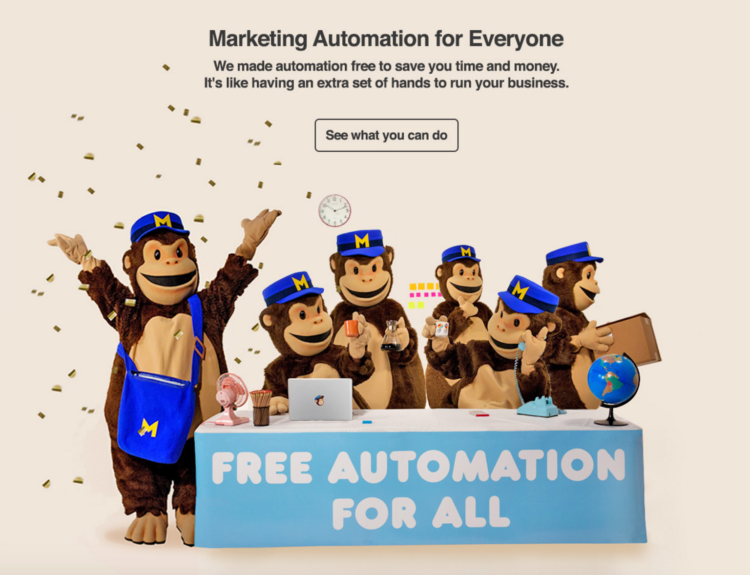 MailChimp Marketing 8