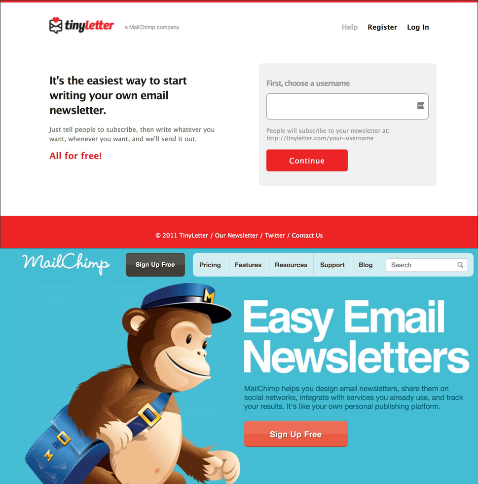 MailChimp Marketing 4